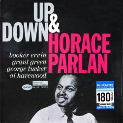 HORACE PARLAN - UP & DOWN (1 LP) - 180 GRAM PRESSING