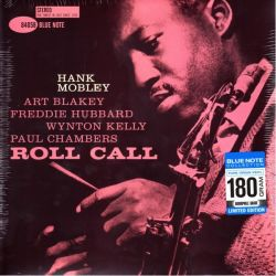 MOBLEY, HANK - ROLL CALL (1 LP) - BLUE NOTE 180 GRAM PRESSING