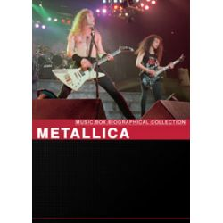 METALLICA - MUSIC BOX BIOGRAPHICAL COLLECTION (1 DVD)