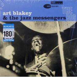 BLAKEY, ART & THE JAZZ MESSENGERS - THE BIG BEAT (1 LP) - BLUE NOTE 180 GRAM PRESSING