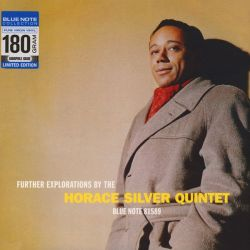 SILVER, HORACE QUINTET - FURTHER EXPLORATIONS BY THE... (1 LP) - BLUE NOTE 180 GRAM PRESSING