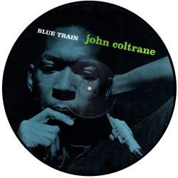 COLTRANE, JOHN - BLUE TRAIN (1 LP) - PICTURE DISC