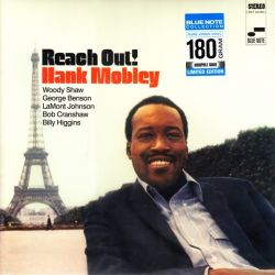 MOBLEY, HANK - REACH OUT! (1 LP) - BLUE NOTE 180 GRAM PRESSING