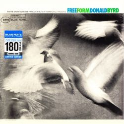 DONALD BYRD – FREE FORM (1 LP) - BLUE NOTE 180 GRAM PRESSING