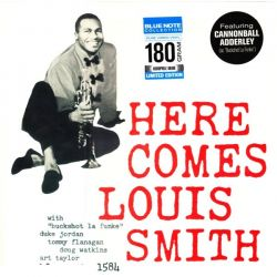 SMITH, LOUIS - HERE COMES LUIS SMITH (1 LP) - 180 GRAM PRESSING