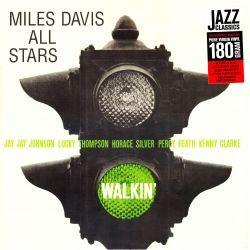 DAVIS, MILES ALL STARS - WALKIN' (1 LP) - 180 GRAM PRESSING
