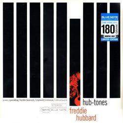 HUBBARD, FREDDIE - HUB-TONES (1 LP) - 180 GRAM PRESSING