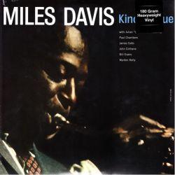 DAVIS, MILES - KIND OF BLUE (1LP) - 180 GRAM PRESSING