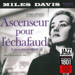 DAVIS, MILES - ASCENSEUR POUR L'ECHAFAUD /LIFT TO THE SCAFFOLD/ [WINDĄ NA SZAFOT] (1 LP) - 180 GRAM PRESSING