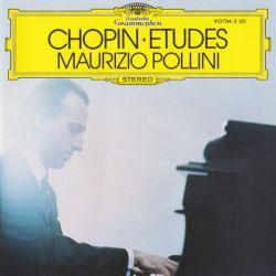 CHOPIN, FREDERIC - ETUDES - MAURIZIO POLLINI (1 CD)
