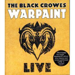 BLACK CROWES, THE - WARPAINT LIVE (1 BLU-RAY) - WYDANIE AMERYKAŃSKIE