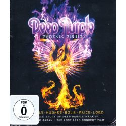 DEEP PURPLE - PHOENIX RISING (1 BLU-RAY)