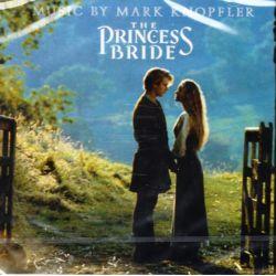 THE PRINCESS BRIDE [NARZECZONA DLA KSIĘCIA] - MARK KNOPFLER (1 HDCD)