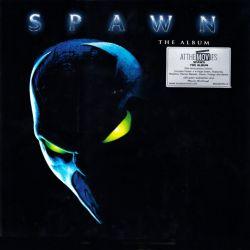 SPAWN THE ALBUM (2 LP) - MOV EDITION - 180 GRAM VINYL PRESSING