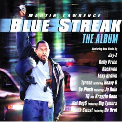 BLUE STREAK - THE ALBUM (FEAT. JAY-Z, REHAB, PLAYA)