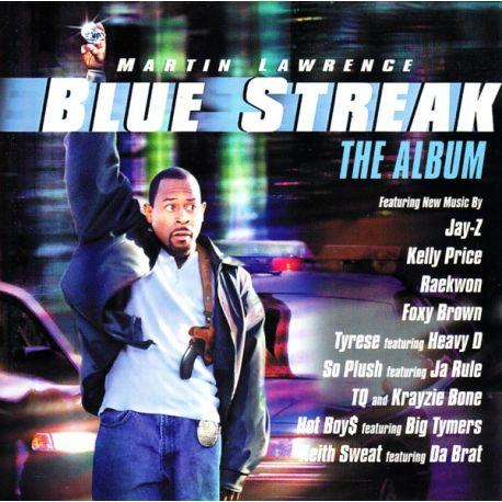 BLUE STREAK - THE ALBUM (FEAT. JAY-Z, REHAB, PLAYA)