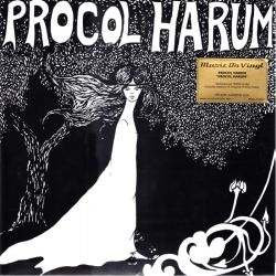 PROCOL HARUM - PROCOL HARUM (1 LP) - MOV EDITON - 180 GRAM PRESSING