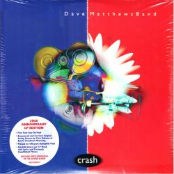 MATTHEWS, DAVE BAND - CRASH (2 LP + MP3 DOWNLOAD) - 2OTH ANNIVERSARY EDITION - 180 GRAM PRESSING