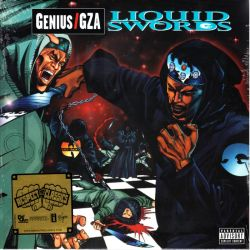 GENIUS / GZA - LIQUID SWORDS (2 LP) - WYDANIE AMERYKAŃSKIE