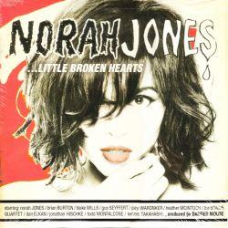 JONES, NORAH - ...LITTLE BROKEN HEARTS (2 LP) - 180 GRAM PRESSING - WYDANIE AMERYKAŃSKIE