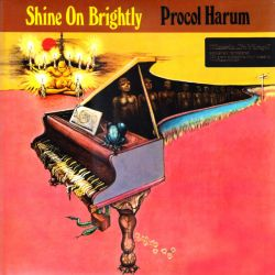 PROCOL HARUM - SHINE ON BRIGHTLY (1 LP) - WAX TIME EDITON - 180 GRAM PRESSING