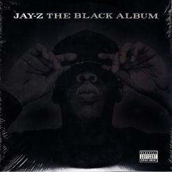 JAY-Z - THE BLACK ALBUM (1 LP) - WYDANIE AMERYKAŃSKIE