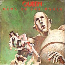 QUEEN - NEWS OF THE WORLD (1 LP) - WYDANIE AMERYKAŃSKIE