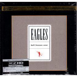 EAGLES - HELL FREEZES OVER (1 K2 HD CD) - LIMITED NUMBERED EDITION - WYDANIE JAPOŃSKIE