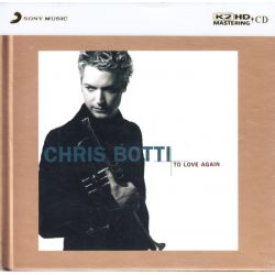 BOTTI, CHRIS - TO LOVE AGAIN (THE DUETS) (1 K2 HD CD) - WYDANIE JAPOŃSKIE