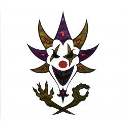INSANE CLOWN POSSE (ICP) - THE MIGHTY DEATH POP!: WHITE POP (2 CD) - WYDANIE AMERYKAŃSKIE