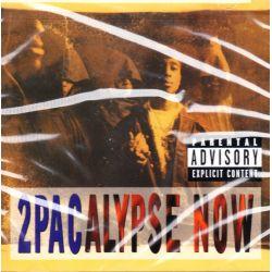 2PAC - 2PACALYPSE NOW (1 CD) - WYDANIE AMERYKAŃSKIE