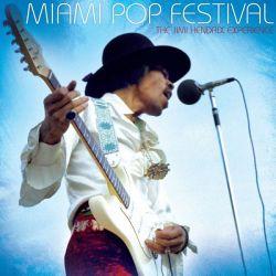 HENDRIX, JIMI EXPERIENCED - MIAMI POP FESTIVAL (2LP) - 200 GRAM PRESSING