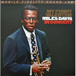 DAVIS, MILES - MY FUNNY VALENTINE: IN CONCERT (1 LP) - MFSL EDITION - LIMITED NUMBERED 180 GRAM PRESSING - WYDANIE AMERYKAŃSKIE
