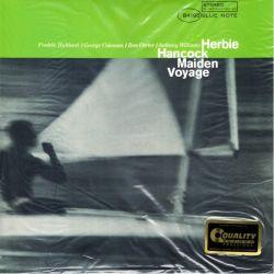 HANCOCK, HERBIE - MAIDEN VOYAGE (2 LP) - 45RPM - 200 GRAM PRESSING - WYDANIE AMERYKAŃSKIE