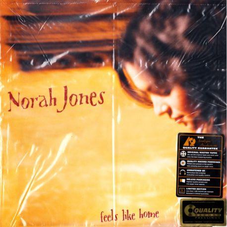 JONES, NORAH - FEELS LIKE HOME (1 LP) - 200 GRAM PRESSING - WYDANIE AMERYKAŃSKIE