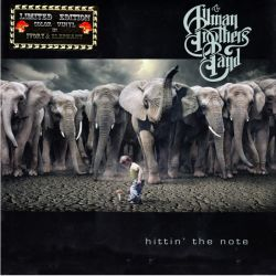 ALLMAN BROTHERS BAND, THE - HITTIN' THE NOTE (2 LP) - LIMITED IVORY & ELEPHANT COLOR VINYL PRESSING - WYDANIE AMERYKAŃSKIE