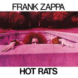 ZAPPA, FRANK - HOT RATS (1 LP) - 180 GRAM PRESSING - WYDANIE AMERYKAŃSKIE