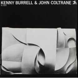 BURRELL, KENNY & JOHN COLTRANE - KENNY BURRELL & JOHN COLTRANE (1 LP) - OJC EDITION - WYDANIE AMERYKAŃSKIE