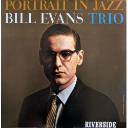 EVANS, BILL - PORTRAIT IN JAZZ (1 LP) - OJC EDITION - WYDANIE AMERYKAŃSKIE