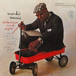MONK, THELONIOUS SEPTET - MONK'S MUSIC (1 LP) - OJC EDITION - WYDANIE AMERYKAŃSKIE