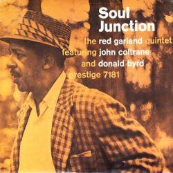 GARLAND, RED THE QUINTET (FEATURING JOHN COLTRANE AND DONALD BYRD) – SOUL JUNCTION (1 LP) - OJC EDITION - WYDANIE AMERYKAŃSKIE