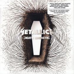 METALLICA - DEATH MAGNETIC (2LP) - WYDANIE AMERYKAŃSKIE
