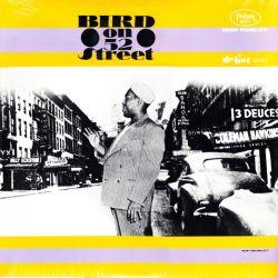 PARKER, CHARLIE - BIRD ON 52ND STREET (1 LP) - OJC EDITION - DEBUT SERIES - WYDANIE AMERYKAŃSKIE