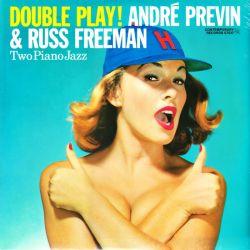 PREVIN, ANDRE & RUSS FREEMAN - DOUBLE PLAY! (1 LP) - OJC EDITION - WYDANIE AMERYKAŃSKIE