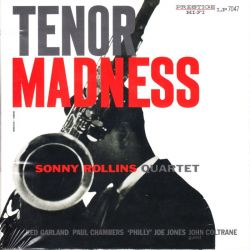 ROLLINS, SONNY QUARTET - TENOR MADNESS (1 SACD) - MONO - ANALOGUE PRODUCTIONS - WYDANIE AMERYKAŃSKIE