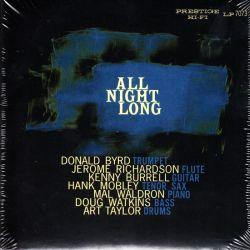 PRESTIGE ALL STARS, THE - ALL NIGHT LONG (1 SACD) - MONO - ANALOGUE PRODUCTIONS - WYDANIE AMERYKAŃSKIE