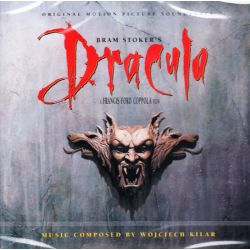 BRAM STOKER'S DRACULA [DRACULA] - WOJCIECH KILAR - ORIGINAL MOTION PICTURE SOUNDTRACK (1 CD)