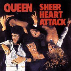 QUEEN - SHEER HEART ATTACK (1 LP) - WYDANIE AMERYKAŃSKIE