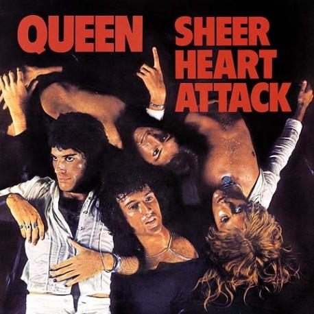 QUEEN - SHEER HEART ATTACK (1LP) - WYDANIE AMERYKAŃSKIE