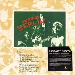 REED, LOU - BERLIN (1 LP) - LEGACY EDITION - WYDANIE AMERYKAŃSKIE